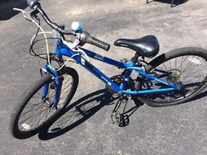 Nakamura Agyl 24 Junior Mountain Bike