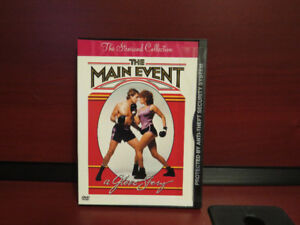 The Main Event dvd. NEW