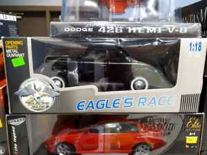 Eagles Race 1940 Ford Deluxe coupe 1:18 diecast