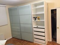 PAX WARDROBE IKEA COSTCO HOME OFFICE FURNITURE ASSEMBLY GTA 24/7