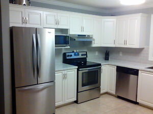 Kitchen cabinet refinishing , why replace when you can refinish St. John's Newfoundland image 4