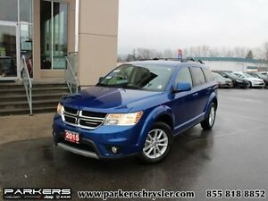 2015 Dodge Journey SXT  Bluetooth - Nav - 7 Passenger