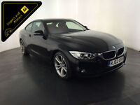 2013 63 BMW 420D DIESEL SPORT COUPE 1 OWNER BMW SERVICE HISTORY FINANCE PX