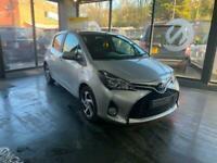 2016 Toyota Yaris 1.5 Hybrid Icon 5dr CVT HATCHBACK Petrol/Electric Hybrid Autom