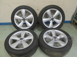 New Mustang rims and Tires