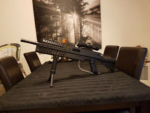 Tippman A5 Cyclone feeder system Sniper + le tout equipments