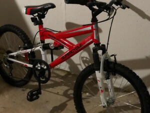 Kid's Mountain Bike - New condition, never used