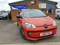2014 Volkswagen up! 1.0 ( 75ps ) Groove Up NEW SERVICE LOW MILAGE
