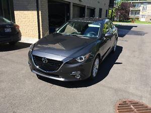 2015 Mazda3 Berline GT Transferts de bail