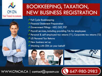 Cheap Bookkeeping Services $30hr - CPA Firm