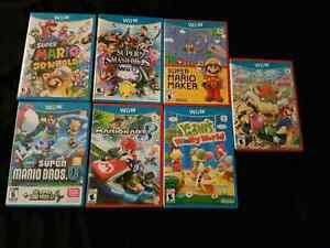 Popular Wii U and Wii Games