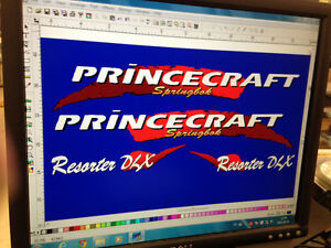 Used 1996 Princecraft Resorter DLX BT