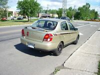 2001 Toyota Echo base Berline