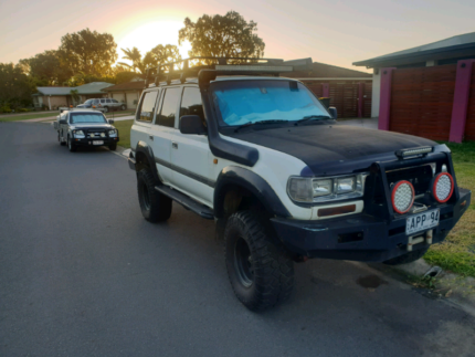 80 Series Landcruiser Mackay Mackay City Preview