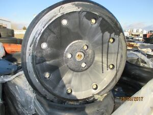 Planter Gauge Packer Wheels