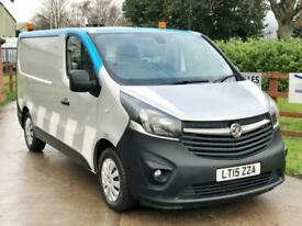 Vauxhall Vivaro / Renault Trafic / Nissan Primastar Van **Window Cleaning Van**