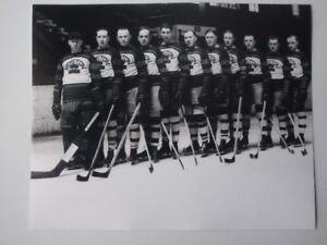 1926-27 Boston Bruins 10 x 8 Team Photo