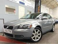 Volvo S40 2.5 T5 SE 4dr NO EXPENSE SPARED + HEATED LEATHER