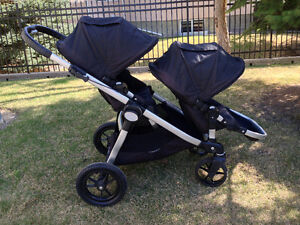 Baby Jogger City Select Stroller- New Condition