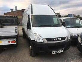 IVECO DAILY 65C17, White, Manual, Diesel, 2010