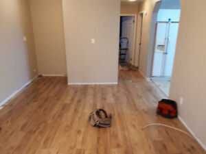 Laminate installation $0.95 - CALL NOW