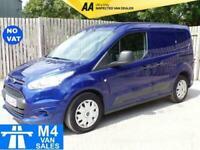 2015 Ford Transit Connect 200 Trend L1 SWB **NO VAT** SWB Panel Van Diesel Manua