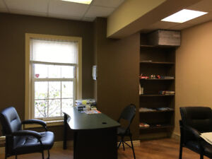 Downtown office for rent