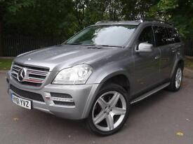 2011 61 Mercedes GL350 3.0CDI (265bhp) auto AMG STYLING 7 SEATS £14000 of EXTRAS