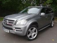 2011 61 Mercedes GL350 3.0CDI (265 bhp) auto AMG STYLING, 7 SEATS, £14000 EXTRAS
