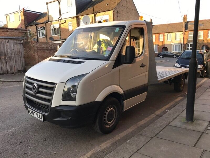 Volkswagen Crafter Recovery Truck In Wood Green London