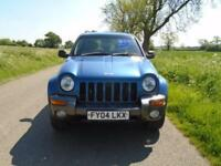 2004/04 JEEP CHEROKEE 2.8 TD EXTREME SPORT STATION WAGON AUTOMATIC 4X4 5DR
