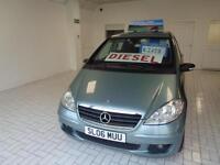 Mercedes-Benz A160 2.0TD CDI Classic SE