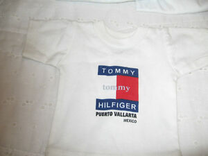 MINI TOMMY HILFIGER AND YACHT  CLUB TEE SHIRTS Kingston Kingston Area image 2