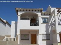 Costa Blanca, Spain, 1st floor apt, southerly, English TV, Wi-Fi. communal pool, sleeps up to 6