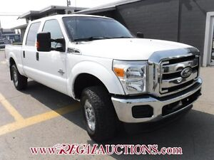 2012 FORD F250 S/D XLT CREW CAB 4WD XLT