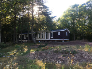 OWN your own land AND Modern Mini in the HRM! $501.02 Bi-weekly!