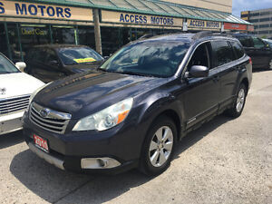 2010 Subaru Outback Ltd Navi,Leather,Camera,Sunroof