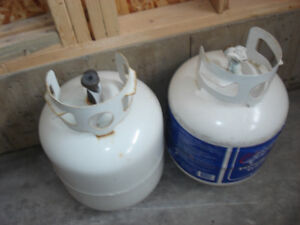 Propane   Cylinders (for BBQ ) for Sale