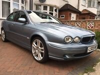 Jaguar X-type XS LE AWD AUTOMATIC petrol 2.5cc (cheapest in the market)