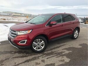2015 Ford EDGE SEL-LEATHER-PANO-