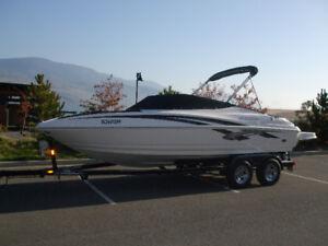 2009 LARSON SENZA 206 boat for sale