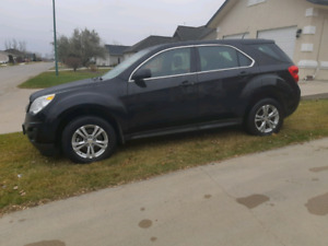 Saftied 2012 chevy equinox