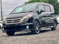 Fresh Import Honda Stepwagn Spada 2.0 Auto 8 Seater MPV Rear Camera Roof LCD