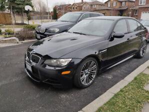 2009 BMW M3 (Sedan)