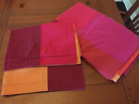 Ikea Duvet cover and 2 pillowcases - Queen size