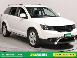 2017 Dodge Journey CROSSROAD AWD CUIR BLUETOOTH 7 PASSAGERS MAGS