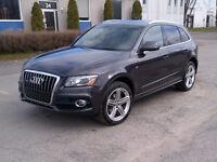 2010 Audi Q5 3.2L S-Line Premium - À voir, prix pour vendre !!