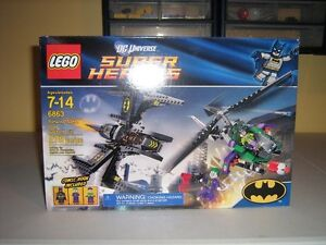 Lego 6863 DC: Batwing Battle Over Gotham City (Neuf)
