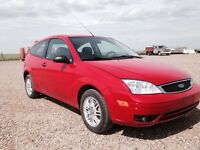 2007 Ford Focus LOW KMs