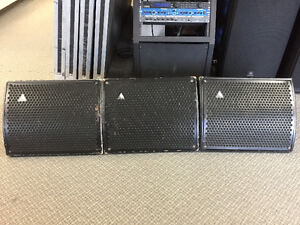 Used Adamson 10 MX Monitors priced to go!